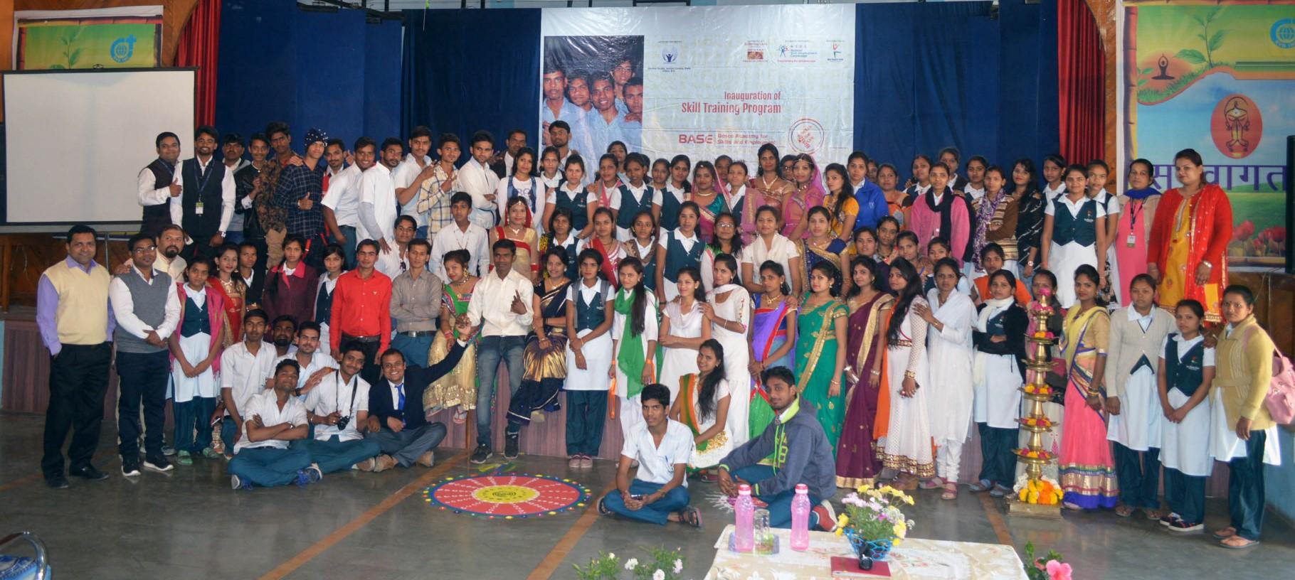 Inauguration: 2nd Batch of Skill Training Program