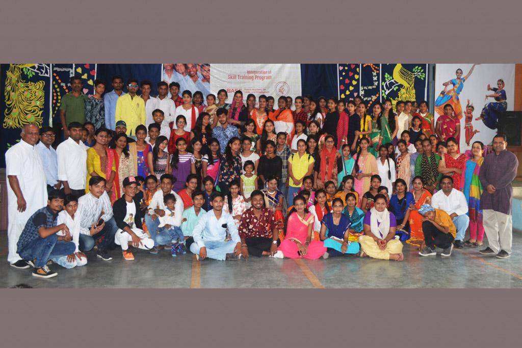Skill Training: 6th Batch Inauguration