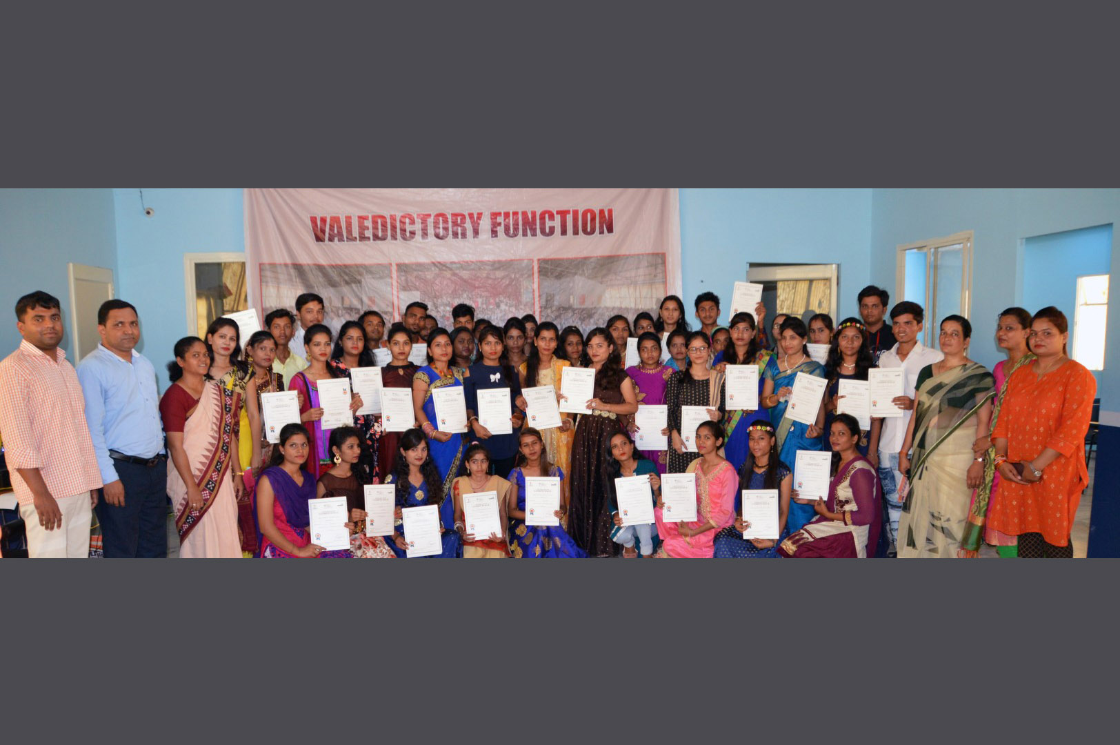 Completion of 6th Batch of Skill Training Program