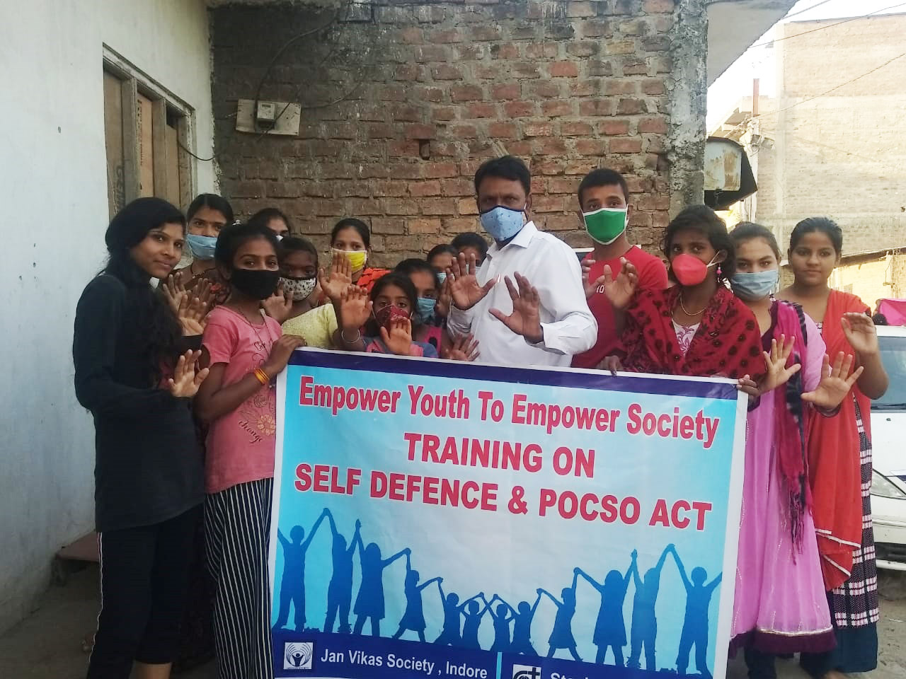 Training on Self Defence